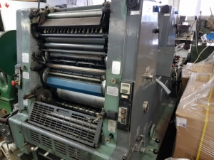 HEIDELBERG GTO 52 2 COLOUR