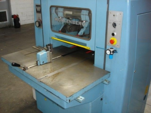 Wohlenberg 38FC Three Knife Trimmer