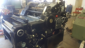 HEIDELBERG KORD 64 (long box)